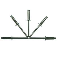 Stainless Steel Rivet With Stainless Steel Mandrel