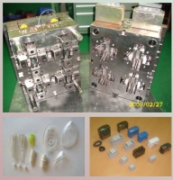 Injection Mold - Stationery Mold Making