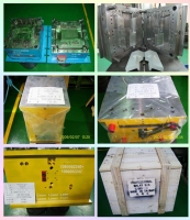 Plastic Injection Mold for export