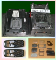 Plastic Injection Mold Making – 3C Mold