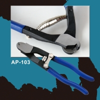 Cable-cutting pliers