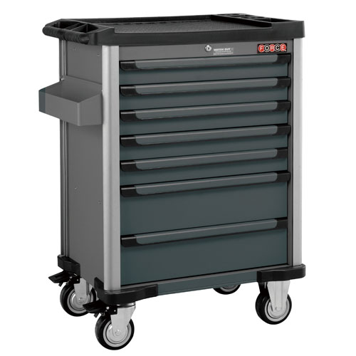 Practical 7-Drawer Trolley