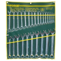 26pc Combination Wrench Set (pouch bag)