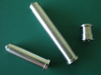 Stainless-steel nozzle for vacuum system