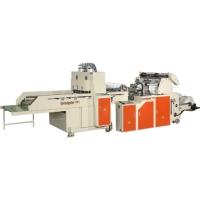 DESCRIPTION: FULLY AUTOMATIC (SERVO) T-SHIRT PRINTED BAG MAKING MACHINE (HIGH SPEED)
