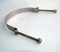 Double T headed clamps