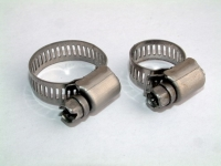 The miniature tube clamps