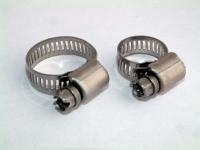 The miniature tube clamps