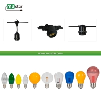 Cens.com LED String Light kits MUSTAR LIGHTING CORPORATION