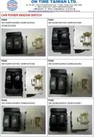 GM Power Window Switch