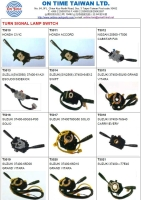Cens.com Turn Signal Lamp Switch ON TIME TAIWAN LTD.
