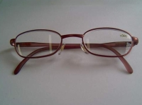 Reading glasses-Metal Reading glasses