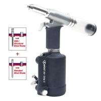 KARAT Air-Grip 2 Industrial Air Hydraulic Riveter 4.8 mm 3/16