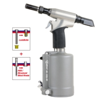 KARAT Air-Grip™ 4H Industrial Air Hydraulic Lock Bolt Tool