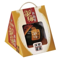 Gift With Handmade Noodles And Plum Sauce
