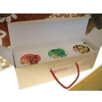 Chinese Golden Kimchi Gift