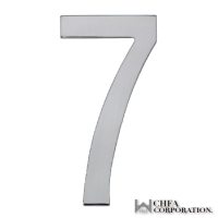 Architectural House Number