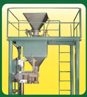 Double-scale Barrel weight packaging machine