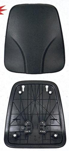 椅背&座殼