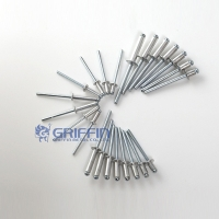 Aluminium Alloy Rivets With Steel Mandrels