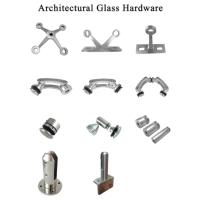 不锈钢玻璃工程配件
