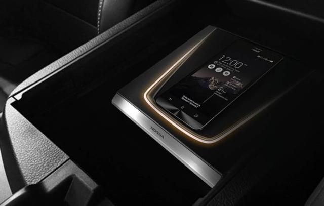车用无线充电板