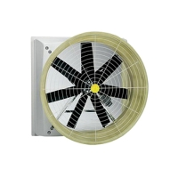 F.R.P Negative Pressure Type Exhaust Fan