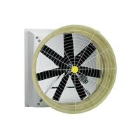 50寸FRP负压式强力排风扇-7F铝合金压铸成型 (专利产品)