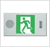 懸掛式語音/閃光出口指示燈