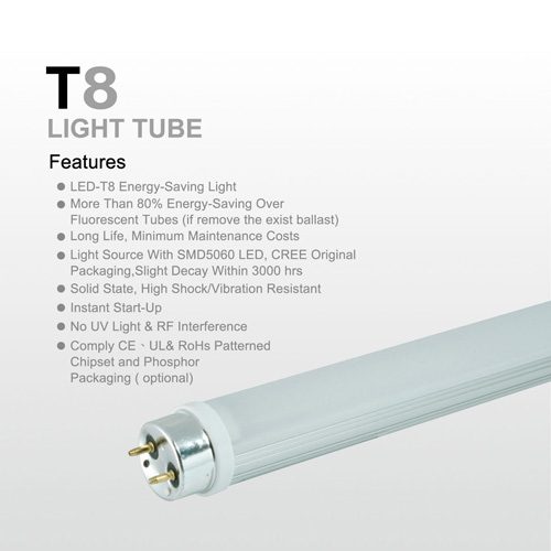 T8 Light Tube