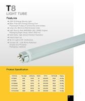 T8 LED 灯管
