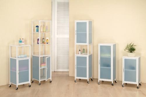 Plastic Cabinets, Metal