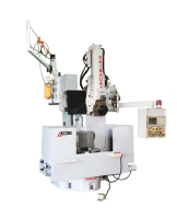 CNC Vertical Lathe (processes motor housing)