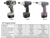 Cordless Impact Driver