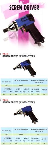 Air Screwdrivers