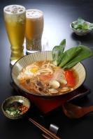 Instant Noodles (Korean kimchi-flavored)