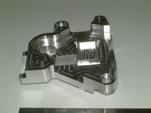 鋁合金輪廓加工