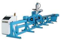 CNC Round/Rectangle Pipe Cutting Machine