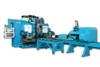 CNC H-Beam Drilling Machine