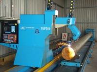 CNC Bevel Pipe Cutting Machine