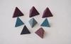 塑膠金字塔石