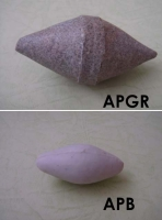 Dual-conical Grinding Stones