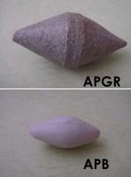 雙頭圓錐研磨石