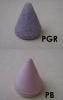 单头圆锥研磨石