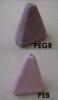 金字塔型研磨石