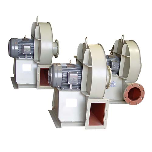 Turbo direct coupling fans