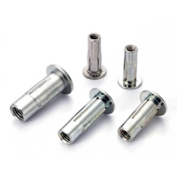 NS Slotted Body Rivet Nuts