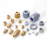 Cens.com Insert Nuts (Brass & Steel) NATIONAL AEROSPACE FASTENERS CORPORATION