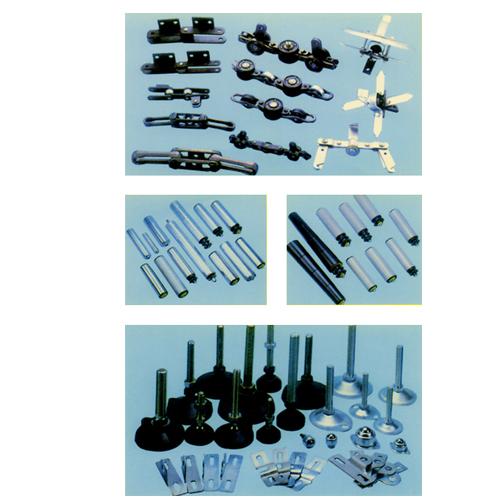 懸吊式輸送機及標準組件