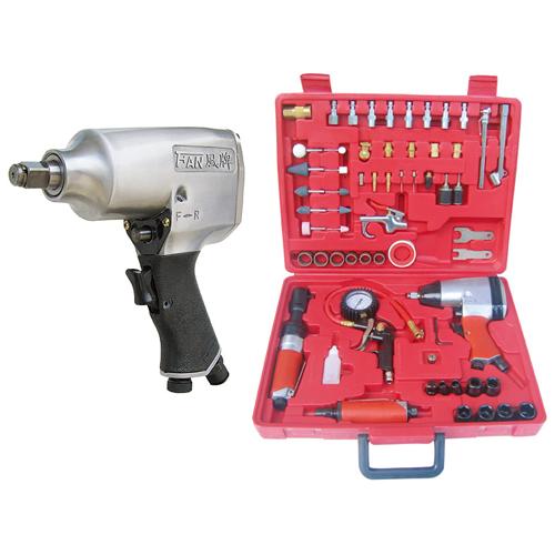 氣動工具及工具套裝組
